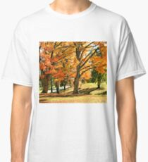 """""""Fall at Mountain Home, Tennessee""""... prints and products Classic T-Shirt"""