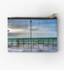 Rainy Redcliffe Pier in HDR Studio Pouch