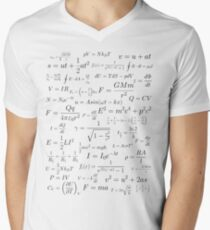 Physics Men's V-Neck T-Shirt