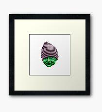 Evil Golbin Framed Print