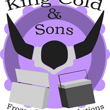 King Cold & Sons by Jevanee