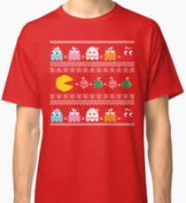 Merry Geeky Christmas (Red)  Classic T-Shirt