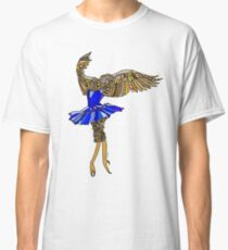 Owl Ballerina Tutu Classic T-Shirt