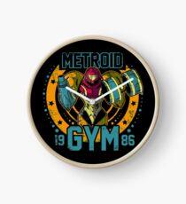 Reloj Metroid Gym