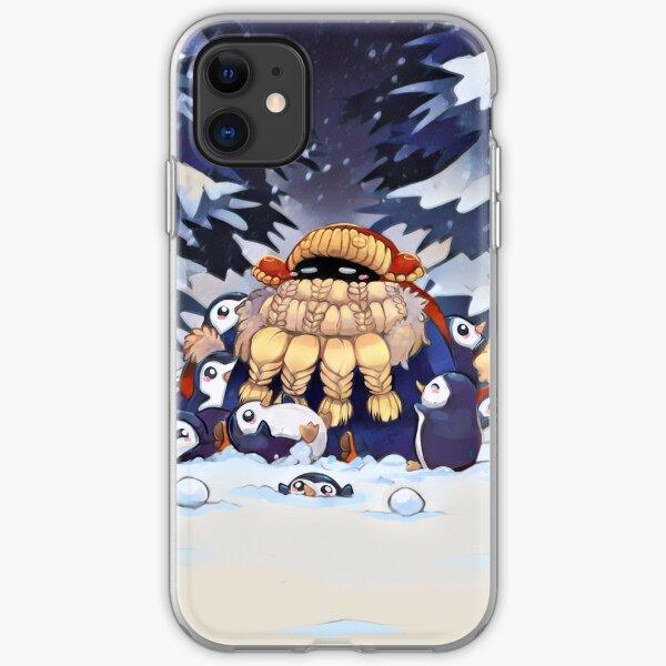 Schnee iPhone Flexible Hülle