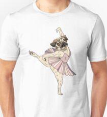 Dog Ballerina Tutu Unisex T-Shirt