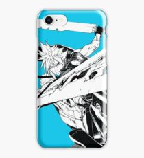 Cloud Manga iPhone Case/Skin