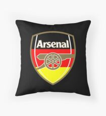 Arsenal Germany Throw Pillow