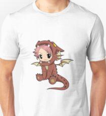 Natsu Dragneel chibi Unisex T-Shirt