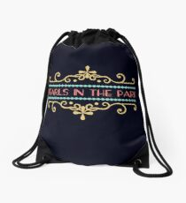 Pearls In The Park Collection-Official Drawstring Bag