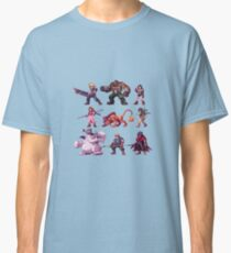 Team FFVII Classic T-Shirt