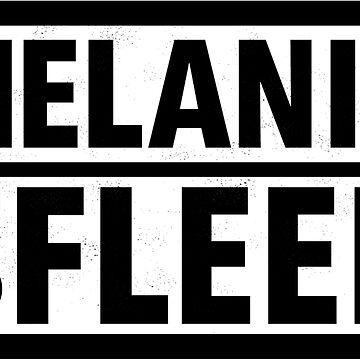 MELANIN ON FLEEK by blacklives