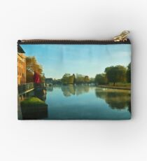 View to the Tramway Bridge Studio Pouch