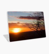Sunset Hill Laptop Skin