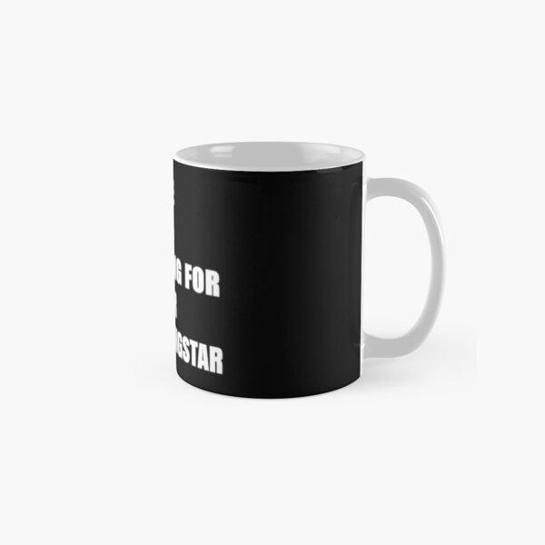 En attente de Lucifer Morningstar Mug classique