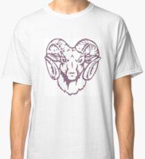 purple ram  Classic T-Shirt