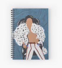 WIZ Spiral Notebook