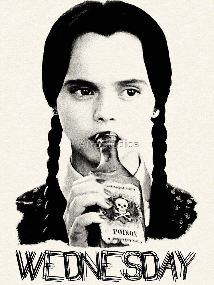 Wednesday Addams   The Addams Family by AfroStudios