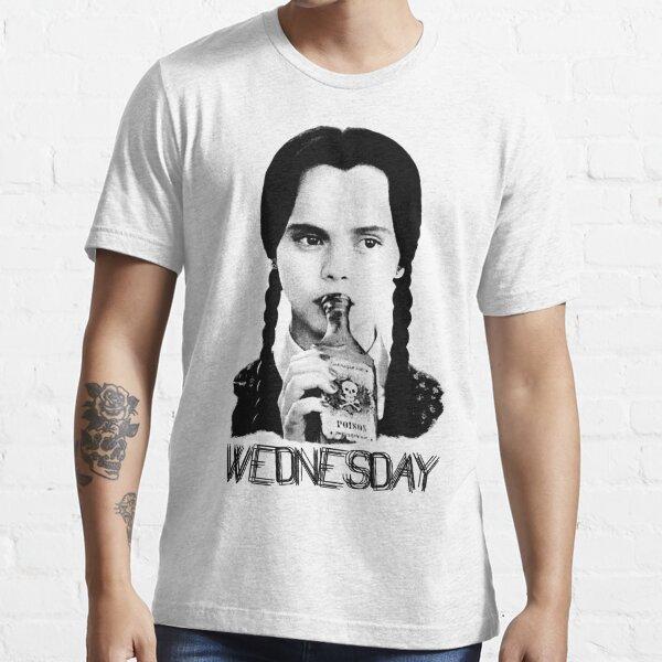 Mercredi Addams | La famille Addams T-shirt essentiel