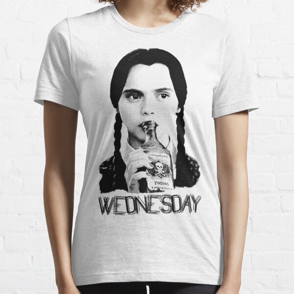 Wednesday Addams | The Addams Family Essential T-Shirt