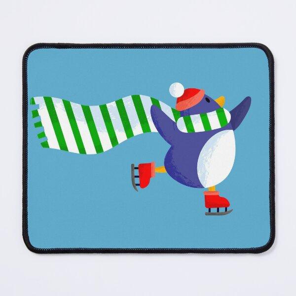 Skate Penguin Skate!  Mouse Pad