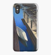 Waiting for high water iPhone Case
