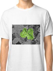 Lucky Four leaf Clover Classic T-Shirt