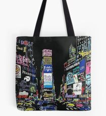 New York Musicals / Broadway !! Tote Bag
