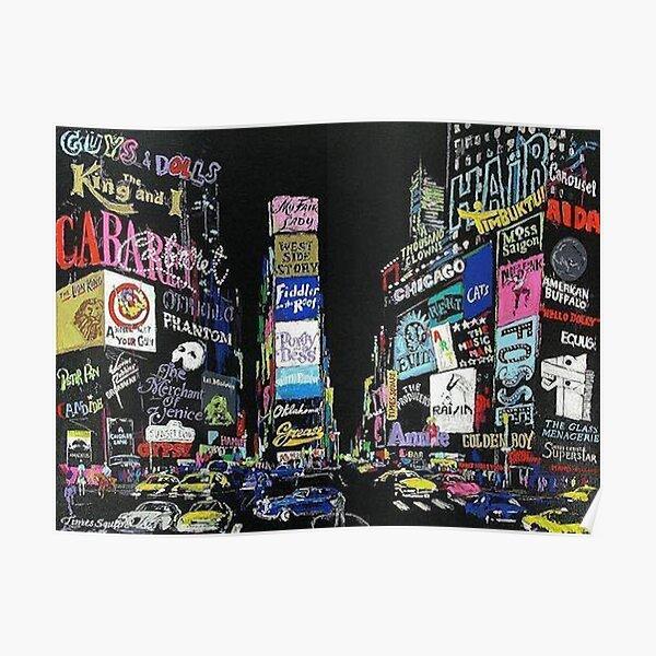 NewYork Musicals/Broadway!! Poster