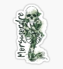 Morsmordre Sticker