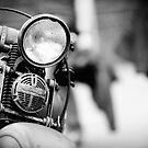 Vintage Harley Davidson von pixelcafe