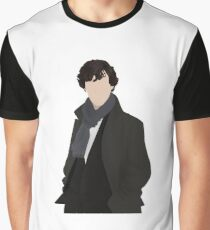 Sherlock Vector Graphic T-Shirt