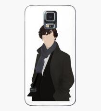 Sherlock Vector Case/Skin for Samsung Galaxy