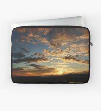 Golden Twilight Laptop Sleeve