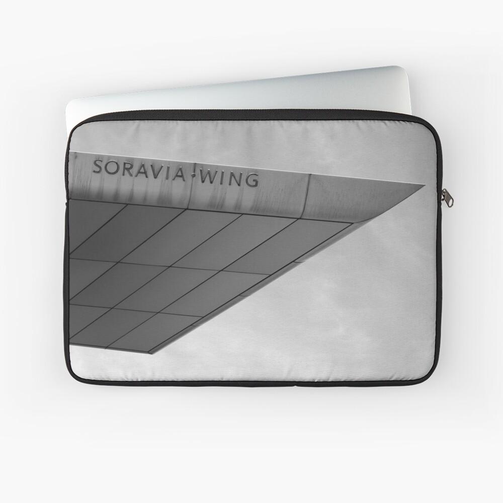 Soravia Wing architecture, Vienna Laptop Sleeve