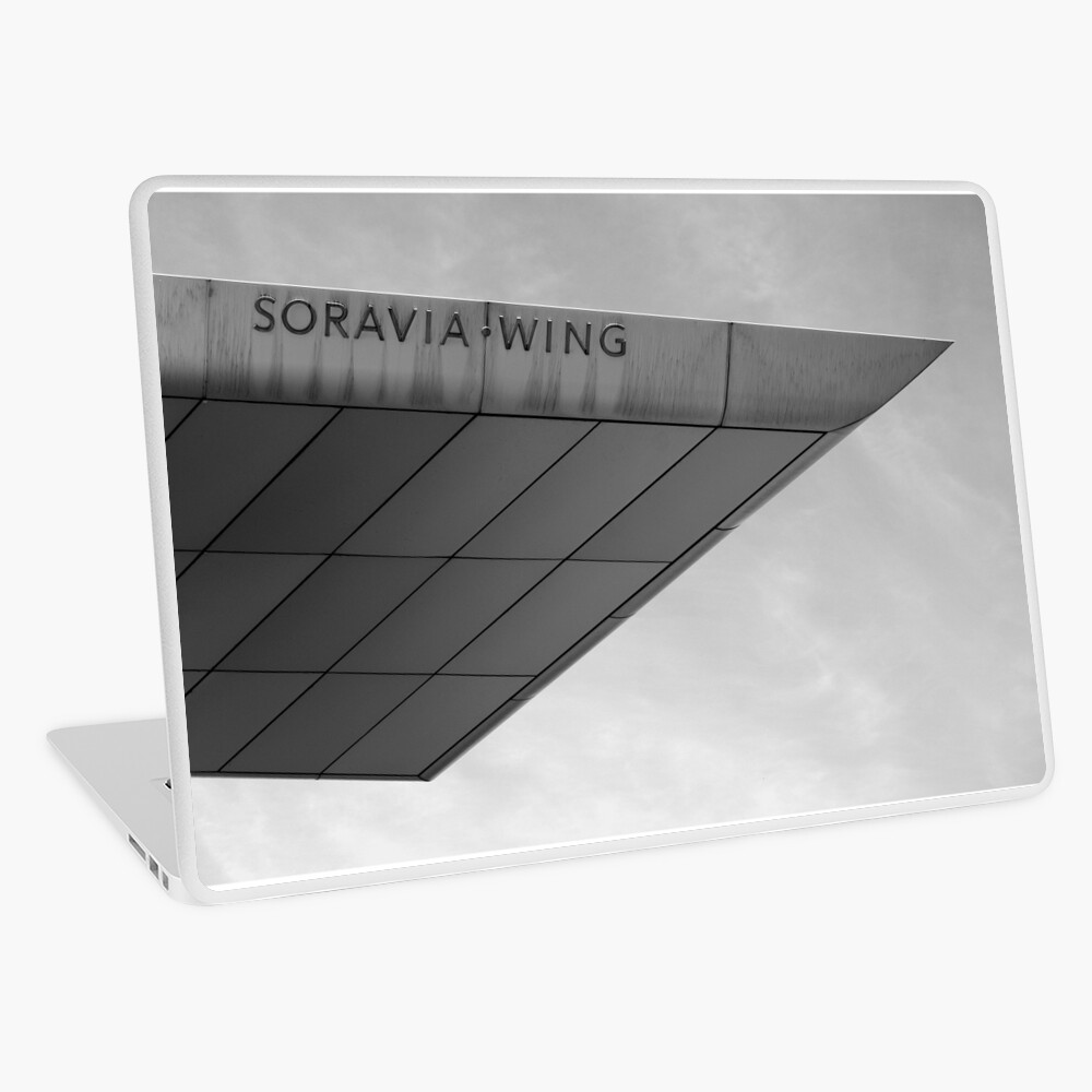 Soravia Wing architecture, Vienna Laptop Skin