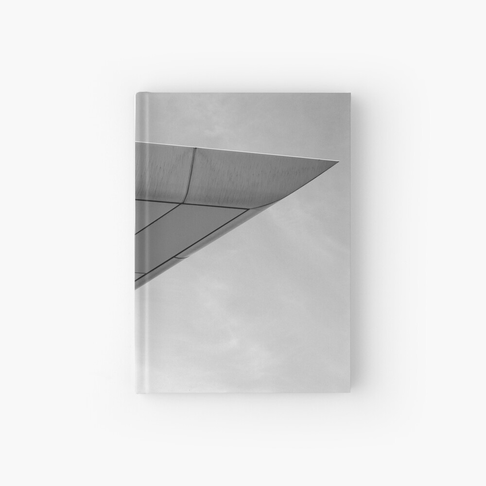 Soravia Wing architecture, Vienna Hardcover Journal