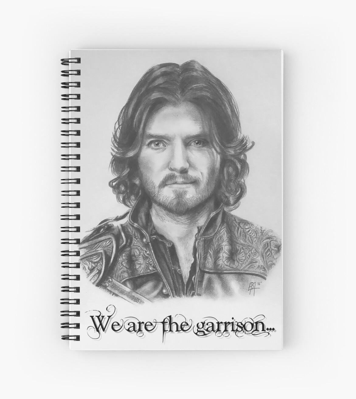 « Athos nous sommes la garnison » par Ebm36