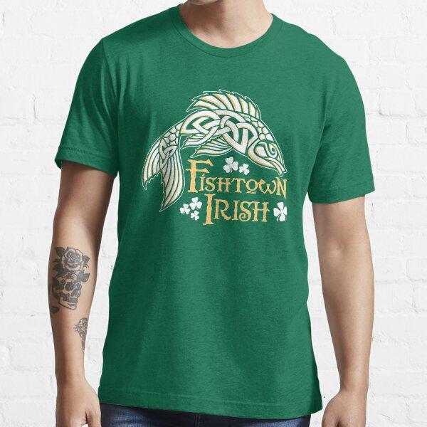 Fishtown Irish (Celtic Fish) Essential T-Shirt