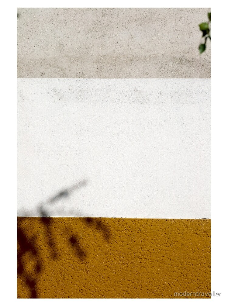 Tricolour wall, Vienna by moderntraveller