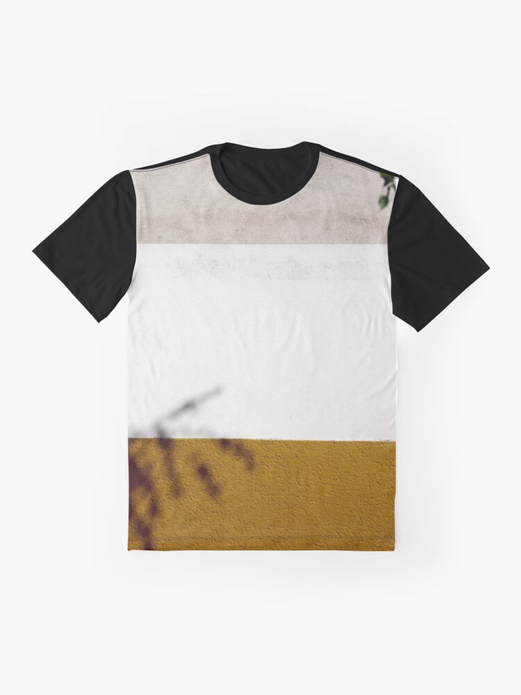 Alternate view of Tricolour wall, Vienna Graphic T-Shirt