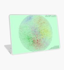 The Graph Of Ideas Version 2 Laptop Skin