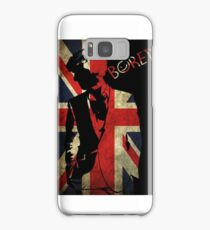Sherlock Bored Vector Samsung Galaxy Case/Skin