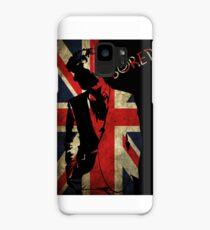 Sherlock Bored Vector Case/Skin for Samsung Galaxy