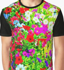 Petunia Party Graphic T-Shirt