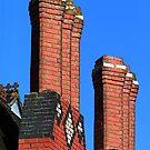 Six Chimneys by LydiaBlonde