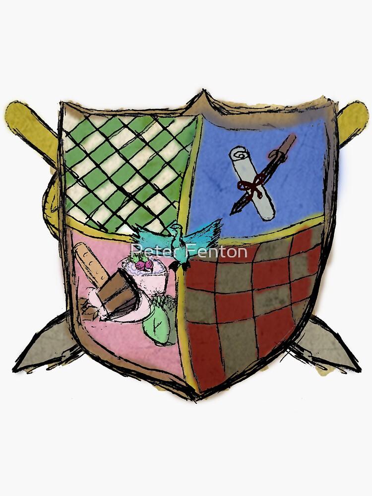Kooky Coat of Arms by cephasgarrett