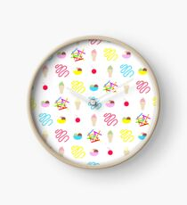 I Scream for Ice Cream Clock