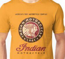 Indian Motorcycle Company retro vintage logo Unisex T-Shirt