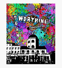 Sunny Worthing - Surprisingly Cool Photographic Print